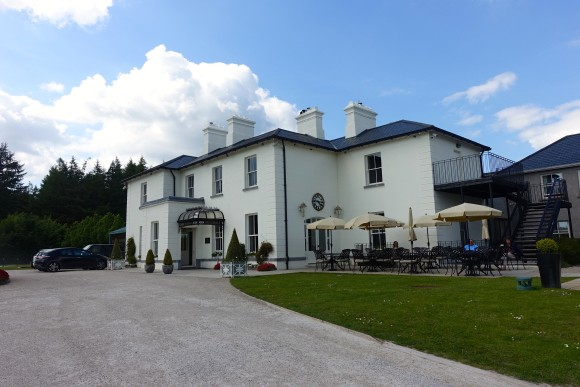 The Lodge of Ashford Castle, Cong, Ireland