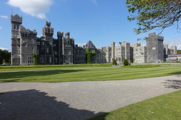 Ashford Castle grounds