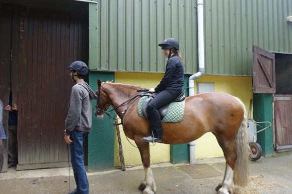 Horseback Riding at Ashford Castle