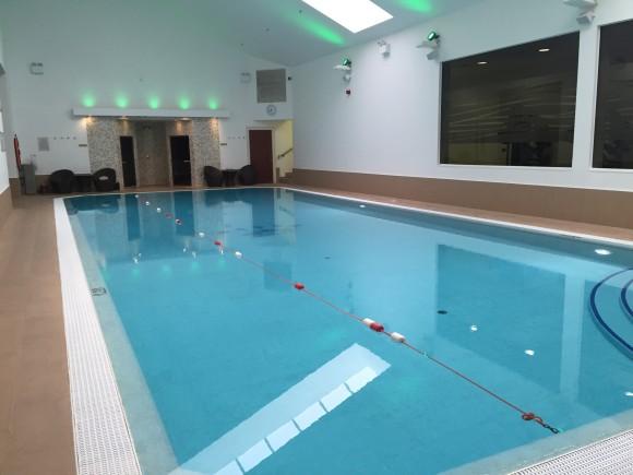 The Shelbourne Dublin - Pool Area