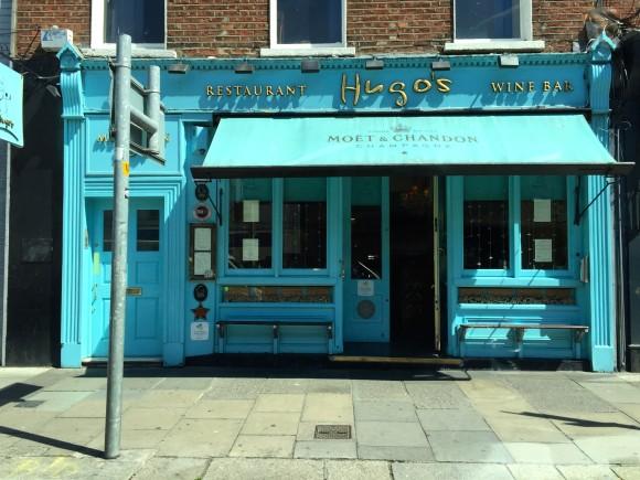 Hugo's Restaurant, Dublin, Ireland