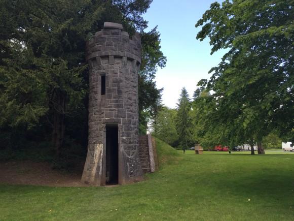 Ashford Castle Grounds, Ireland