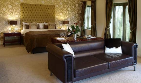 Quay Suite, The Lodge at Ashford Castle