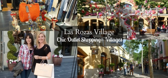 Las Rozas Village – Affordable Luxury Shops