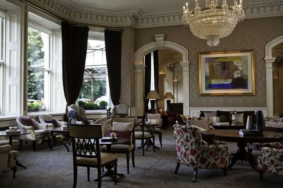 The Shelbourne Dublin, A Renaissance Hotel - Lord Mayor Lounge (photo courtesy of Marriott)