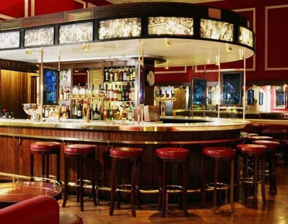 The Shelbourne Dublin - Horseshoe Bar (photo courtesy of The Shelbourne)