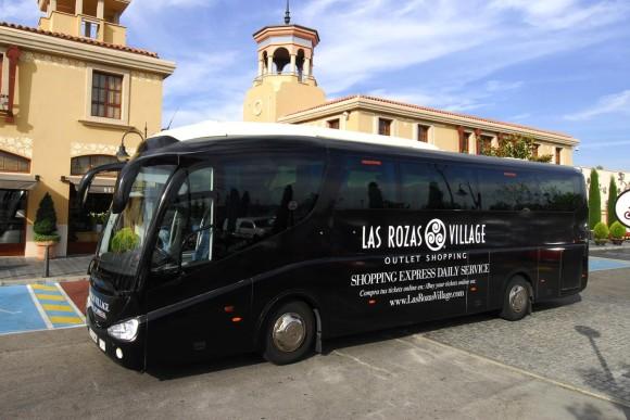 Las Rozas Village Bus Service - Madrid