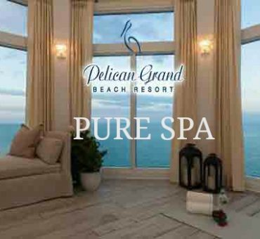 PURE Spa - Pelican Grand Beach Resort