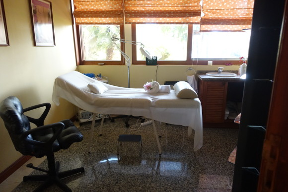 The Oriental Spa Facial Room, Puerto de La Cruz
