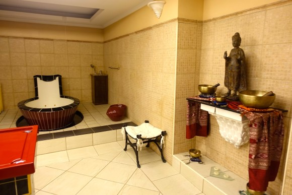 The Oriental Spa Treatment Room, Puerto de La Cruz