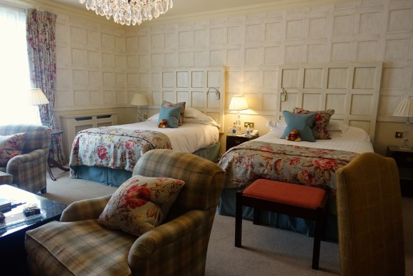 Dromoland Castle - Executive Deluxe Room