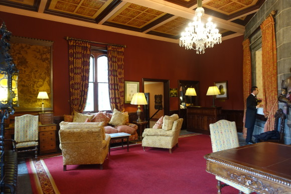 Dreamland Castle Reception Area, Ireland