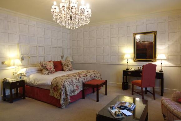 Dromoland Castle - Deluxe King Room