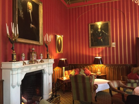The Drawing Room - Dromoland Castle, Ireland