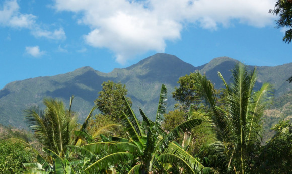 The Pico Turquino is the highest point in the island of Cuba - Sierra Maestra (Photo Credits: Peakery)