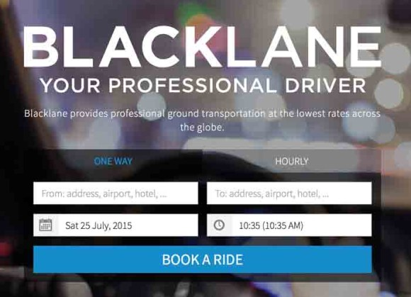 Blacklane Website
