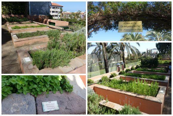Chefs Garden at Hotel Botanico Puerto de La Cruz Tenerife