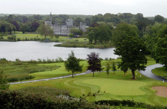 Golf Course at Dromoland Castle