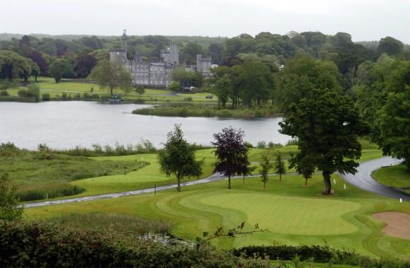 Golf Course at Dromoland Castle