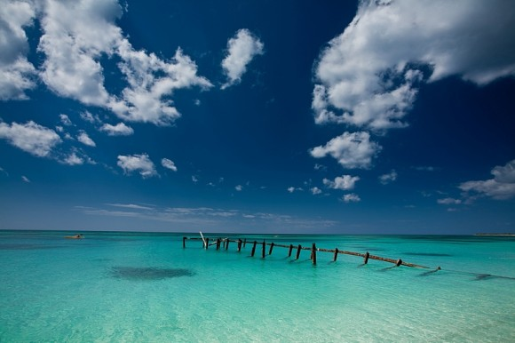 Ancon Beach is a few kilometers from the city of Trinidad, Cuba (Photo Credit: Mariusz Borowski)