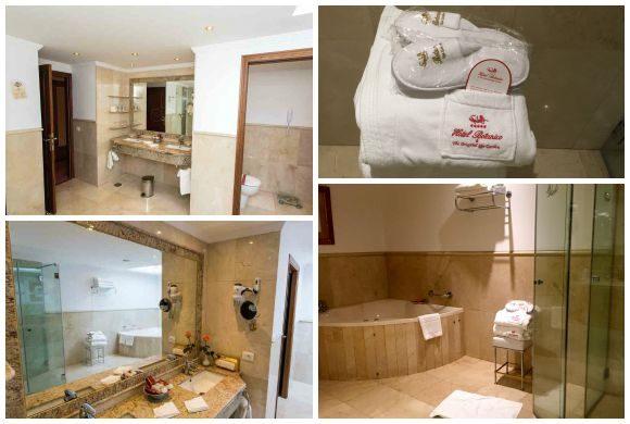 Penthouse Suite Bathroom, Hotel Botanico, Puerto de La Cruz