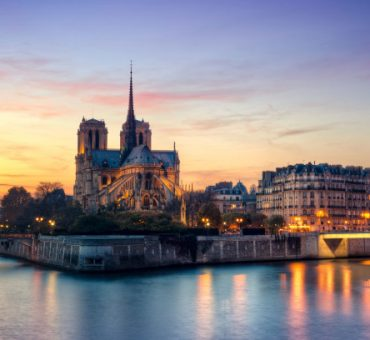 Traveling to Paris