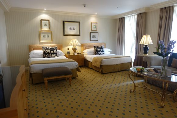 Deluxe Double Room, The Landmark London