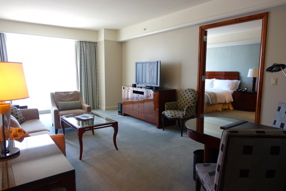 One Bedroom Suite - The Ritz Carlton Westchester