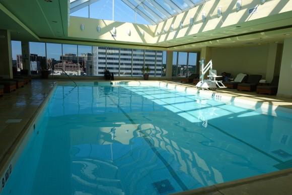 The Ritz-Carlton Westchester Pool Area