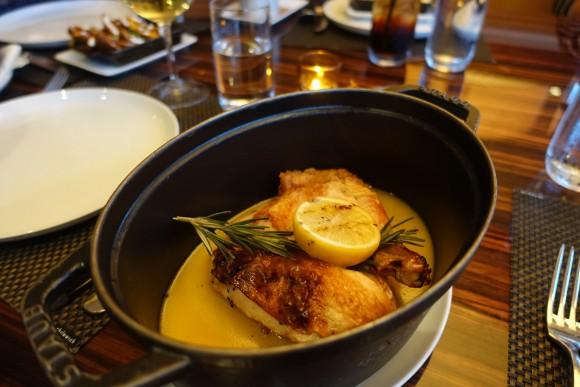 BLT Steak White Plains - Lemon Rosemary Chicken