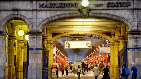 Marylebone Station (photo: flickr goodadvice)