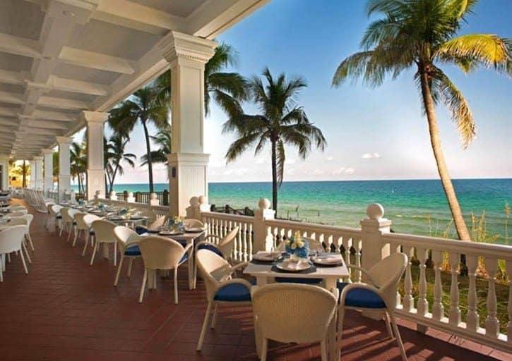 Ocean2000 – Dining on the Ocean in Fort Lauderdale