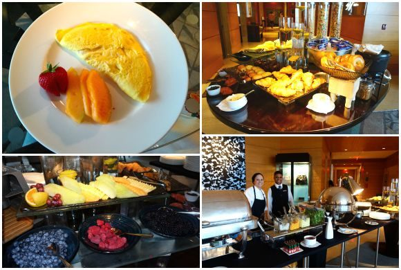 The Lounge - Breakfast Buffet at The Ritz-Carlton Westchester
