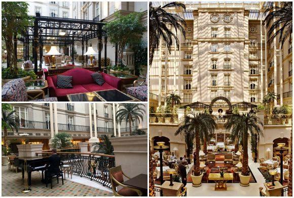 The Winter Garden/Hotel Atrium - The Landmark London