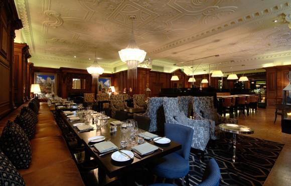 TwoTwentyTwo Restaurant & Bar - The Landmark London (photo credit: Landmark London Hotel)
