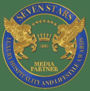 Seven Stars Luxury Hospitality and Lifestyle Awards 2015