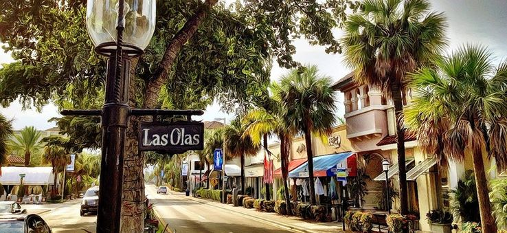 Best Restaurants on Las Olas blvd in Fort Lauderdale