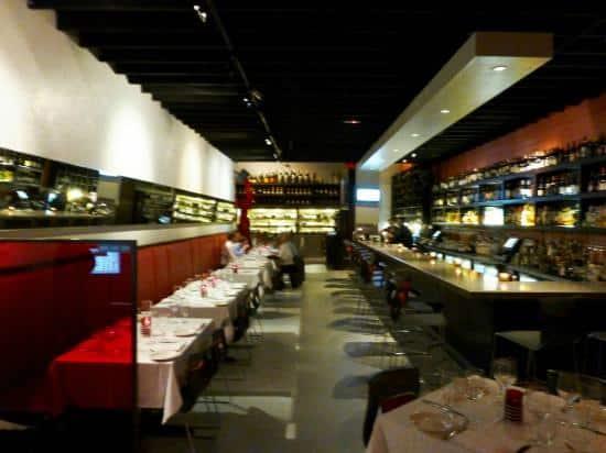 Johnny V Restaurant, Fort Lauderdale