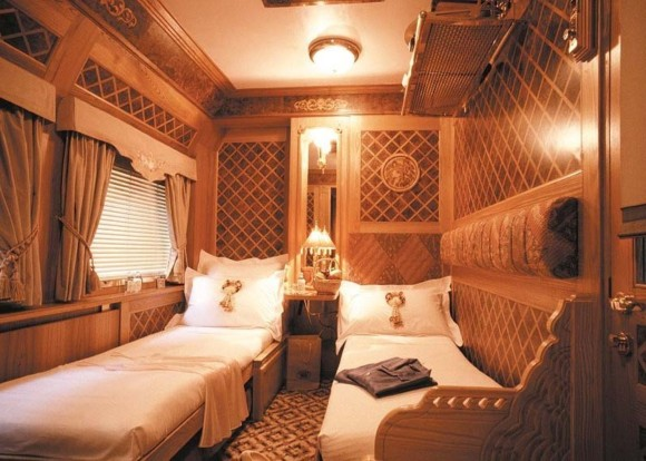 Eastern & Oriental Express, Bangkok- State Compartment
