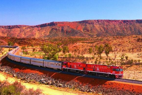 Great Southern Rail (Image Source: Great Southern Rail Australia)