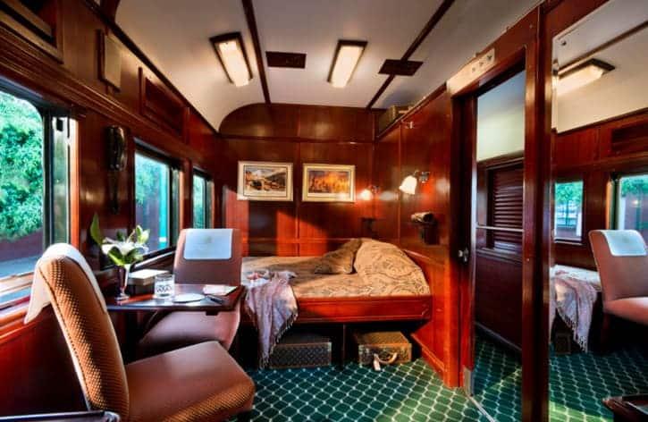 Luxury Trains Around the World