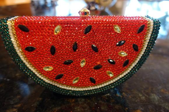 D'SLICE watermelon purse (Model: 287) by Giltbags.com
