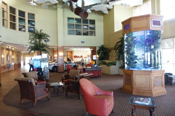 Banyan Lounge Area -Fort Lauderdale Executive Airport