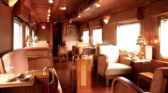 Simplon Orient Express Dining Car (Image Source: Simplon)
