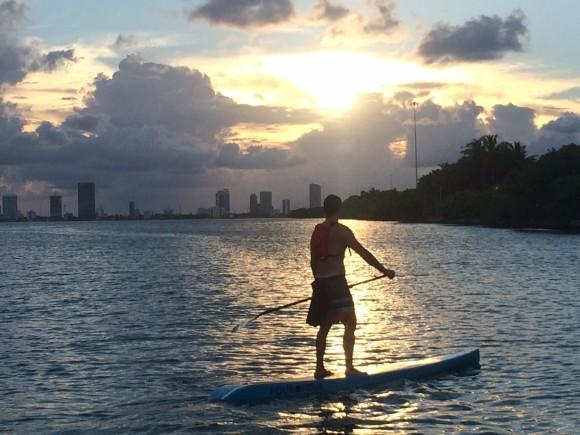 Sense Beach House - Paddleboard (Image Source: Sense Beach House)