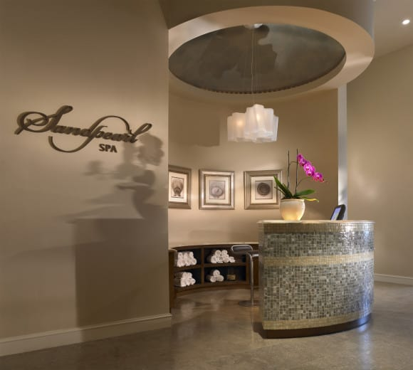 The Spa at Sandpearl (Image Source: The Spa at Sandpearl)