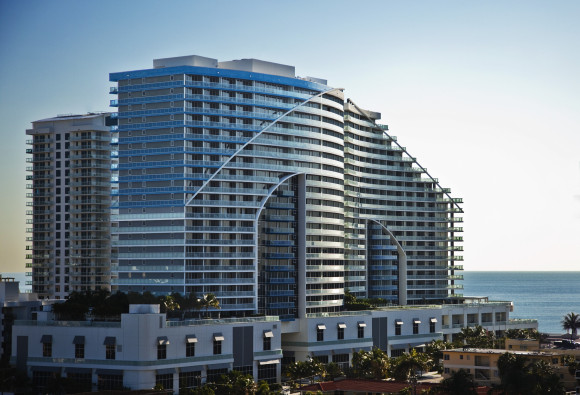 W Fort Lauderdale Exterior (Image Source W Fort Lauderdale)