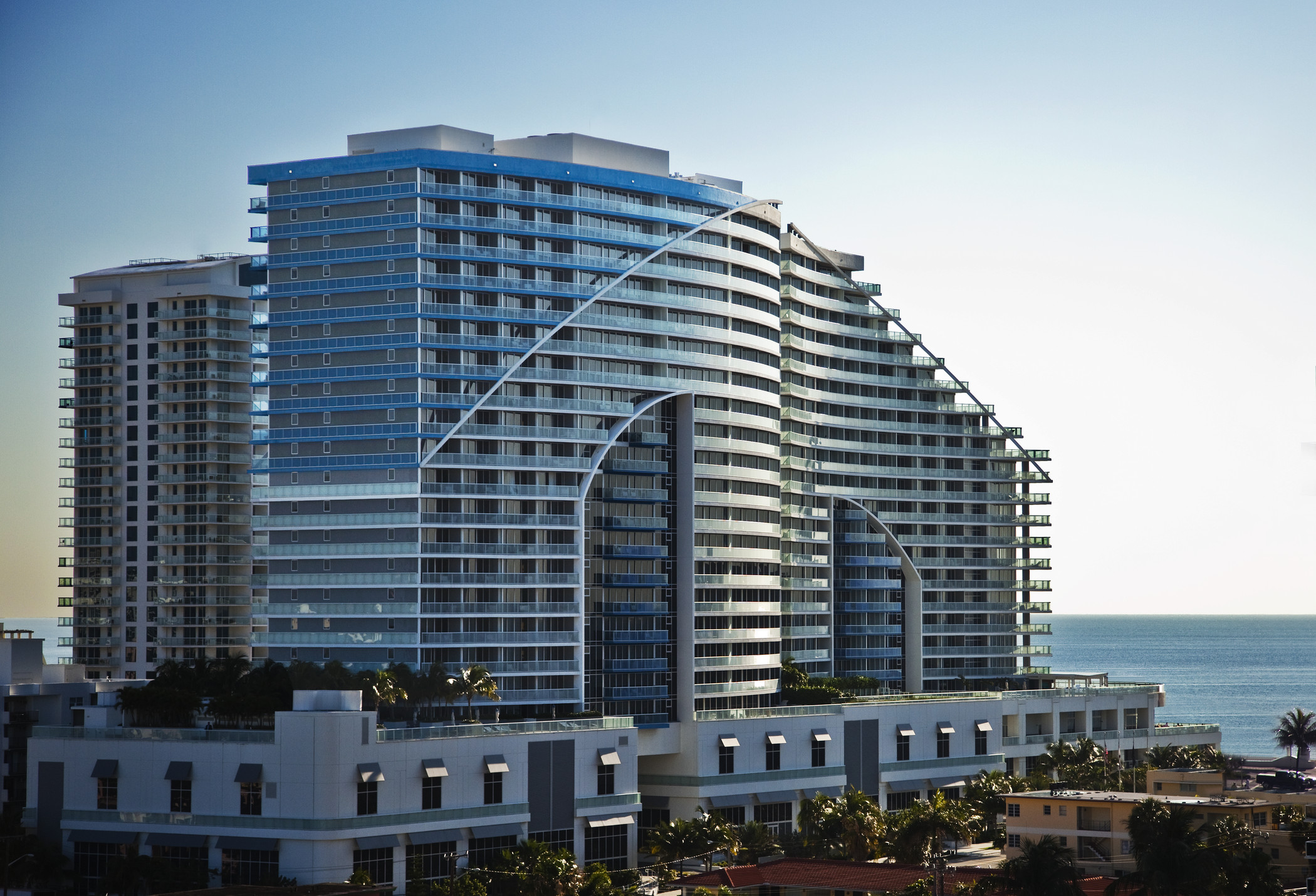 The W Hotel In Fort Lauderdale Beach