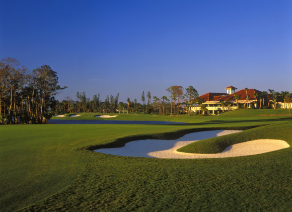 The Breakers Rees Jones Course (Image: Rees Jones Inc)