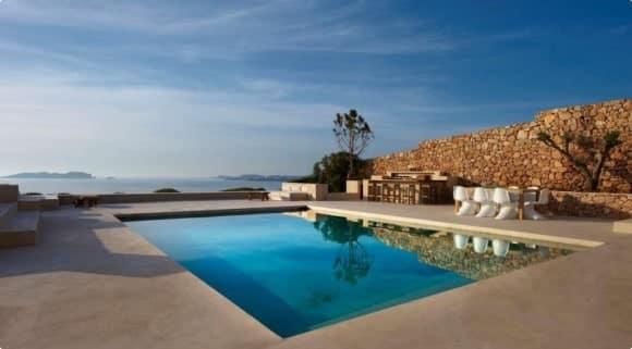 Villa Calita, Ibiza (Image Source: MyPrivateVillas.com)